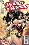 Cover for Wonder Woman (DC, 2006 series) #9