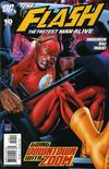 Cover for Flash: The Fastest Man Alive (DC, 2006 series) #10