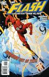 Cover for Flash: The Fastest Man Alive (DC, 2006 series) #12