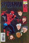 Cover for Spider-Man (Hjemmet / Egmont, 1999 series) #6/1999