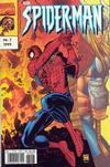 Cover for Spider-Man (Hjemmet / Egmont, 1999 series) #7/1999
