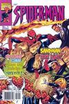 Cover for Spider-Man (Hjemmet / Egmont, 1999 series) #1/2000