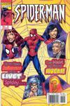 Cover for Spider-Man (Hjemmet / Egmont, 1999 series) #3/2000