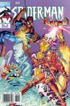 Cover for Spider-Man (Hjemmet / Egmont, 1999 series) #8/2000