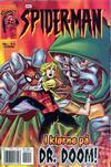 Cover for Spider-Man (Hjemmet / Egmont, 1999 series) #11/2000
