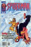 Cover for Spider-Man (Hjemmet / Egmont, 1999 series) #13/2000