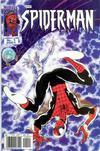 Cover for Spider-Man (Hjemmet / Egmont, 1999 series) #1/2001