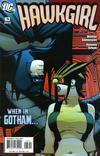 Cover for Hawkgirl (DC, 2006 series) #63