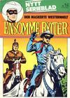 Cover for Ensomme Rytter (Hjemmet / Egmont, 1977 series) #2