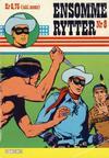 Cover for Ensomme Rytter (Hjemmet / Egmont, 1977 series) #8