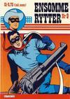 Cover for Ensomme Rytter (Hjemmet / Egmont, 1977 series) #9