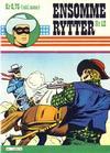 Cover for Ensomme Rytter (Hjemmet / Egmont, 1977 series) #12