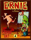 Cover for Ernie [Ernie bok] (Bladkompaniet / Schibsted, 1993 series) #4 - Fjerde akt