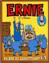 Cover for Ernie [Ernie bok] (Bladkompaniet / Schibsted, 1993 series) #5 - På ære og samvittighet