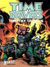 Cover for Time Beavers [First Comics Graphic Novel Number Two] (First, 1985 series) #[nn]