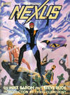 Cover for The Original Nexus (First Comics Graphic Novel Number Four) (First, 1985 series)