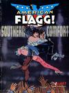 Cover for American Flagg!: Southern Comfort (First, 1987 series)