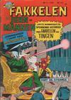 Cover for Fakkelen og jernmannen (Serieforlaget / Se-Bladene / Stabenfeldt, 1968 series) #4/1968