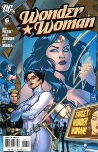 Cover Thumbnail for Wonder Woman (DC, 2006 series) #6 [Direct Edition]