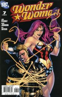 Cover Thumbnail for Wonder Woman (DC, 2006 series) #7