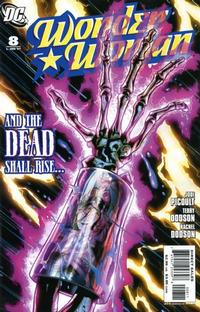 Cover Thumbnail for Wonder Woman (DC, 2006 series) #8