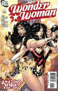 Cover Thumbnail for Wonder Woman (DC, 2006 series) #9