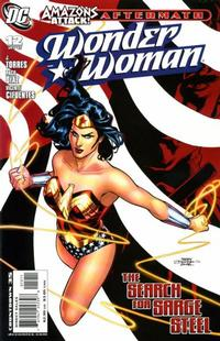 Cover Thumbnail for Wonder Woman (DC, 2006 series) #12