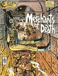 Cover Thumbnail for Merchants of Death (Eclipse, 1988 series) #3