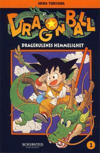 Cover Thumbnail for Dragon Ball (Bladkompaniet / Schibsted, 2004 series) #1 - Dragekulenes hemmelighet