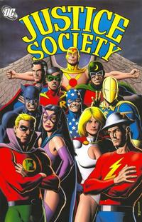 Cover Thumbnail for Justice Society (DC, 2006 series) #2