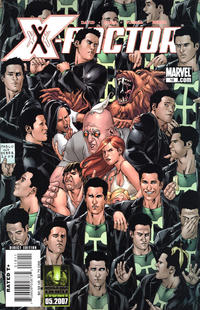 Cover Thumbnail for X-Factor (Marvel, 2006 series) #18