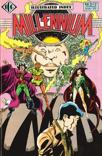 Cover Thumbnail for Millennium Index (Independent Comics Group, 1988 series) #2