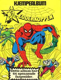 Cover Thumbnail for Edderkoppens julealbum [Edderkoppen kjempealbum] (Atlantic Forlag, 1978 series) #[nn]