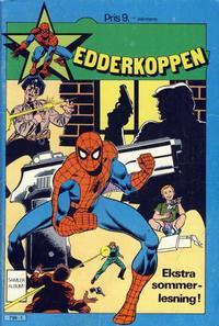 Cover Thumbnail for Edderkoppens ekstra sommernummer (Atlantic Forlag, 1984 series)
