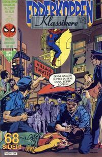 Cover Thumbnail for Edderkoppen klassikere (Semic, 1989 series) #2/1989