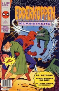 Cover Thumbnail for Edderkoppen klassikere (Semic, 1989 series) #1/1992