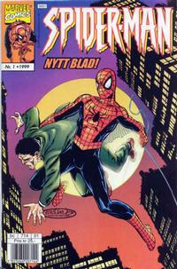 Cover Thumbnail for Spider-Man (Hjemmet / Egmont, 1999 series) #1/1999