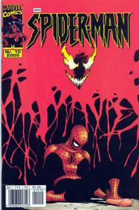 Cover Thumbnail for Spider-Man (Hjemmet / Egmont, 1999 series) #10/2000
