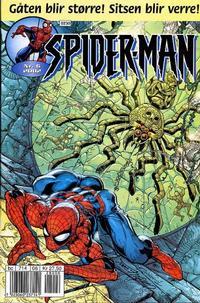 Cover Thumbnail for Spider-Man (Hjemmet / Egmont, 1999 series) #6/2002