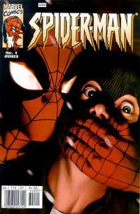 Cover Thumbnail for Spider-Man (Hjemmet / Egmont, 1999 series) #1/2003
