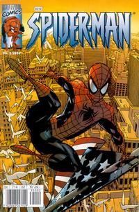 Cover Thumbnail for Spider-Man (Hjemmet / Egmont, 1999 series) #2/2003