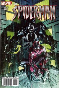 Cover Thumbnail for Spider-Man (Hjemmet / Egmont, 1999 series) #2/2006