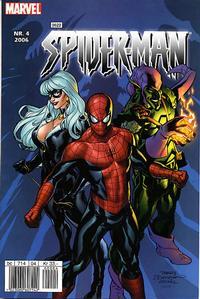 Cover Thumbnail for Spider-Man (Hjemmet / Egmont, 1999 series) #4/2006