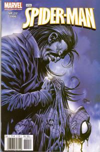 Cover Thumbnail for Spider-Man (Hjemmet / Egmont, 1999 series) #12/2006