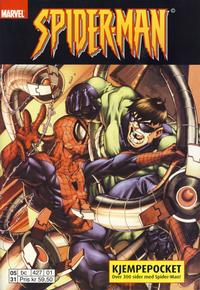 Cover Thumbnail for Spider-Man kjempepocket (Hjemmet / Egmont, 2005 series)