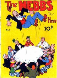 Cover Thumbnail for The Nebbs (Croydon Publishing Co., 1945 series) #1