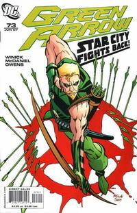 Cover Thumbnail for Green Arrow (DC, 2001 series) #73
