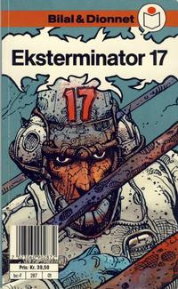 Cover Thumbnail for Eksterminator 17 [Semic Tegneseriepocket] (Semic, 1990 series)