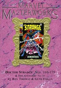 Cover Thumbnail for Marvel Masterworks: Doctor Strange (Marvel, 2003 series) #3 (75) [Limited Variant Edition]