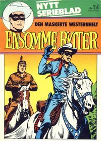 Cover Thumbnail for Ensomme Rytter (Hjemmet / Egmont, 1977 series) #2